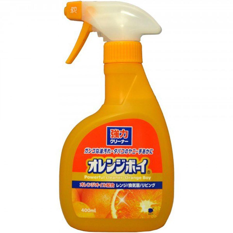 Chai dung dịch tẩy siêu mạnh cho vết bẩn cứng đầu, gỉ sét  Daichi 400ml