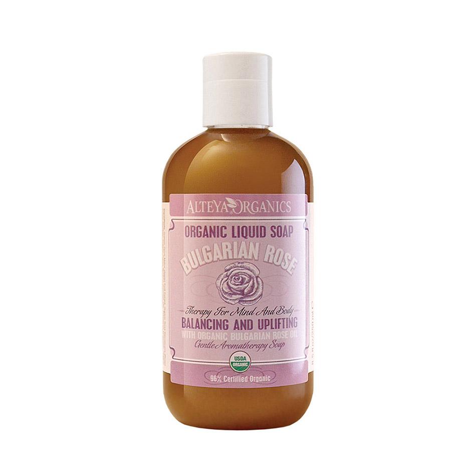 Sữa tắm gội hữu cơ ATE Liquid Soap (250ml)