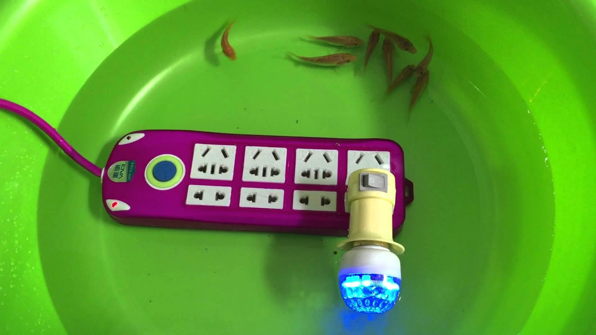 Ổ điện thông minh ngâm nước chống giật