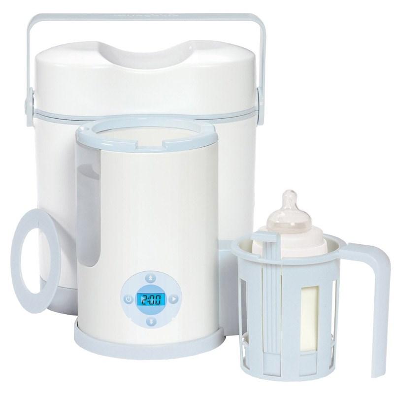 Máy hâm nóng bình sữa và có ngăn giữ lạnh Night & Day Bottle Warmer & Cooler MK14327 MK15627