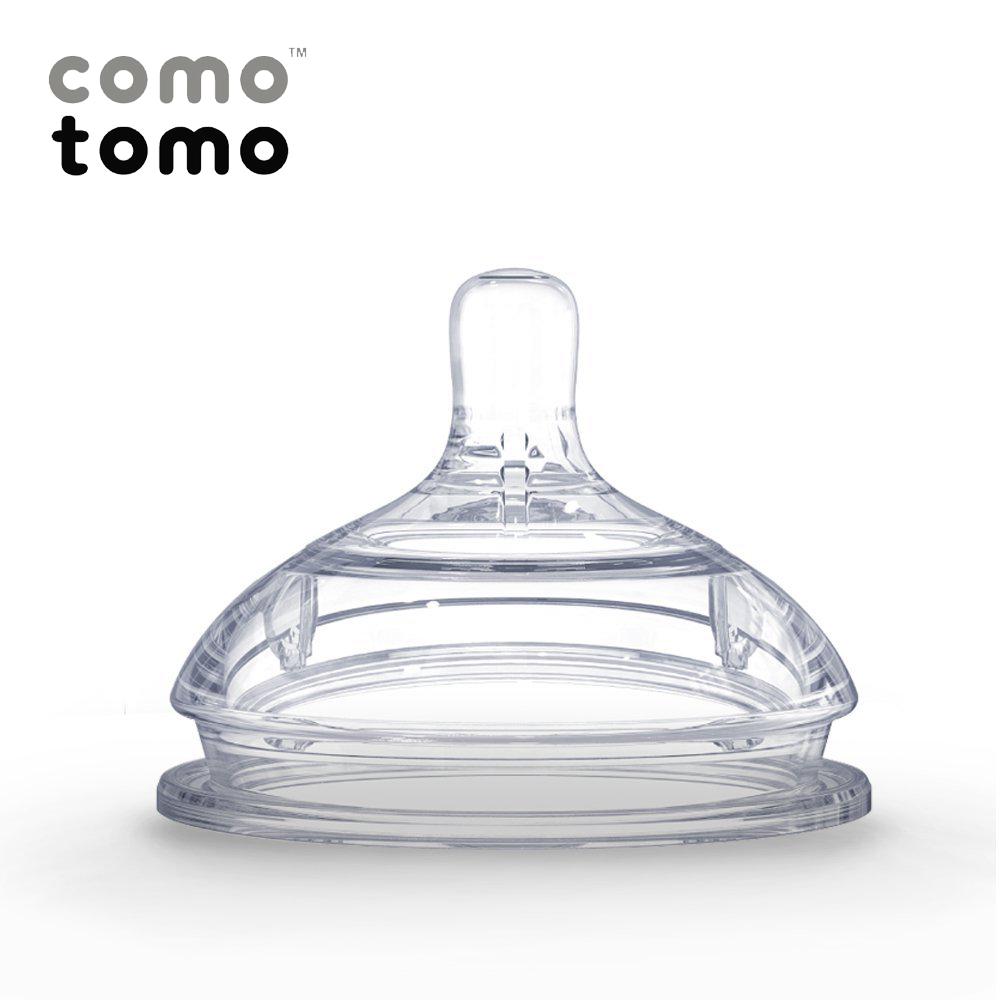 Núm ty Comotomo hộp 2 chiếc ( 3 - 6 tháng) CT00008