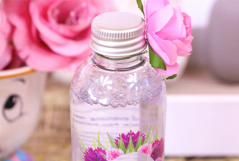 Nước Tẩy Trang Hữu Cơ Tinh Chất Hoa Ngô Fleurance Nature Cleansing Micellar Water