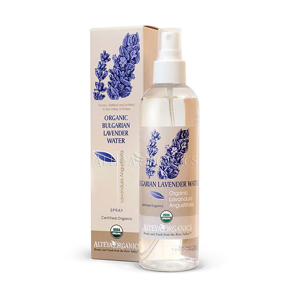 Nước hoa oải hương Lavender hữu cơ ATE lavender W Spray (250ml)