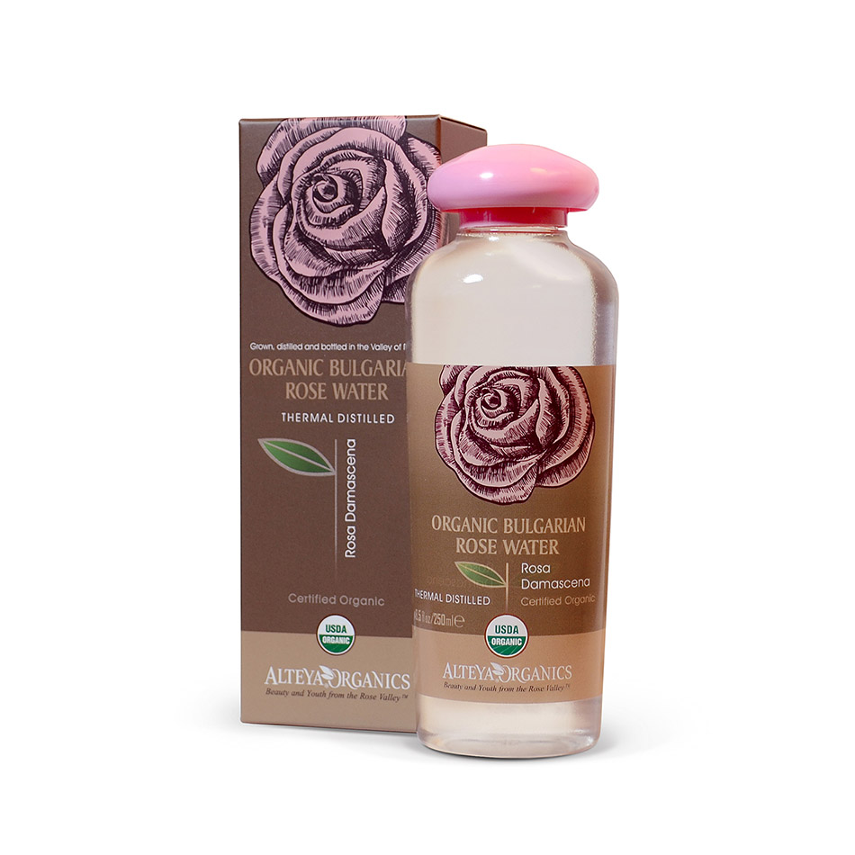 Nước hoa hồng đỏ hữu cơ ATE RW (250ml)