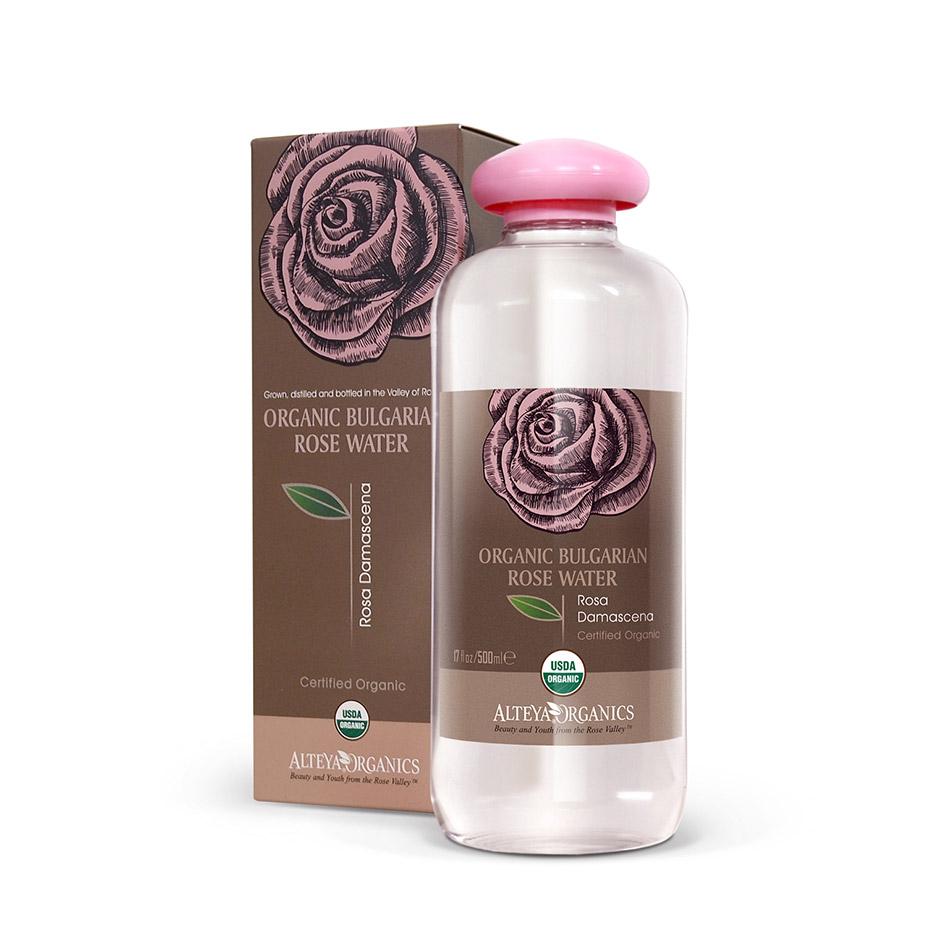 Nước hoa hồng đỏ hữu cơ ATE RW (500ml)