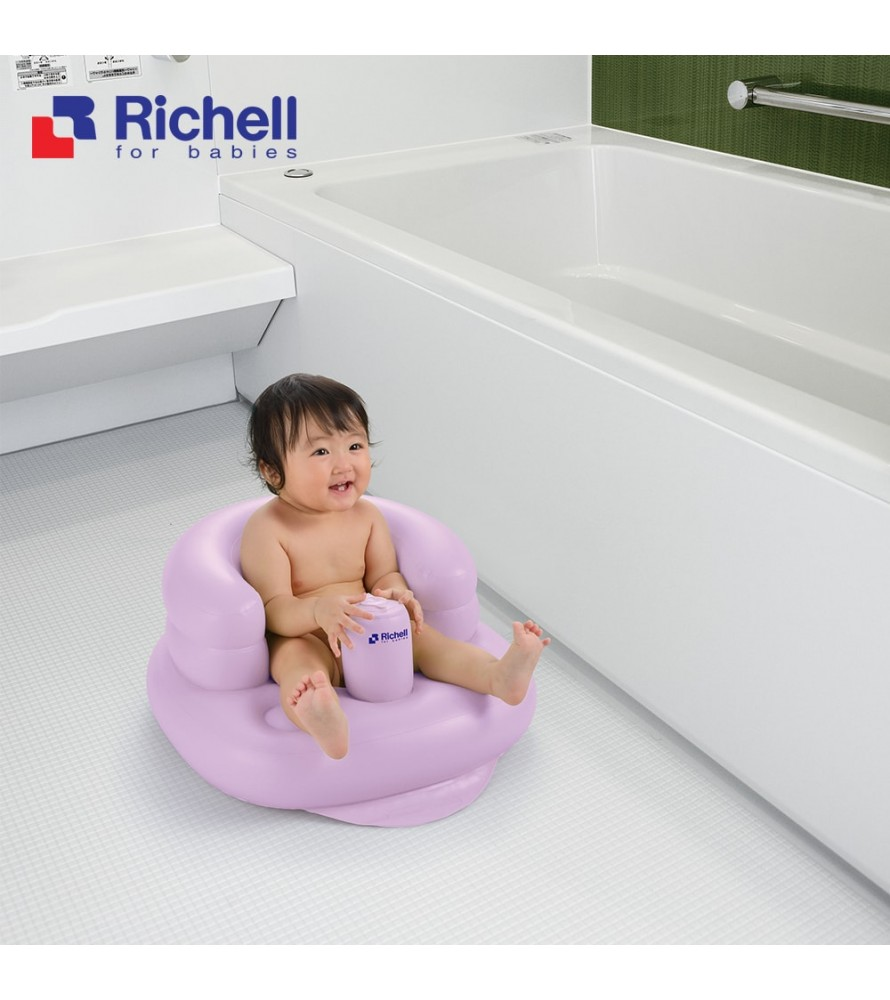GHẾ HƠI RICHELL -TÍM RC20144