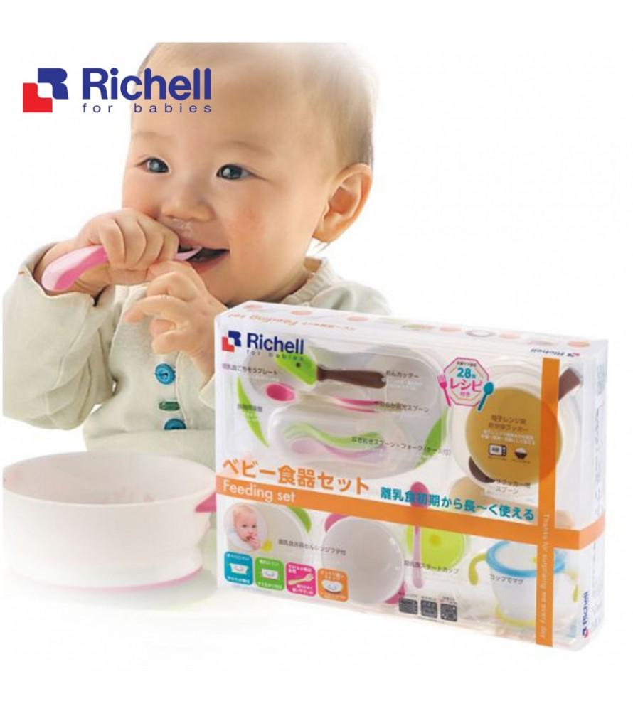 BỘ ĂN DẶM TOÀN DIỆN RICHELL RC21171