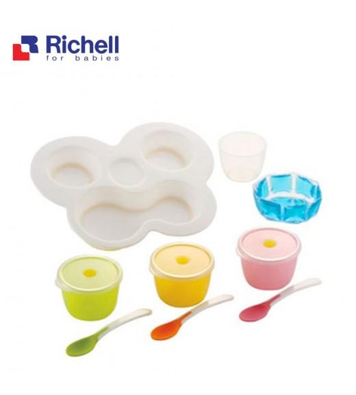 BỘ ĂN DẶM KHỞI ĐẦU RICHELL RC21181