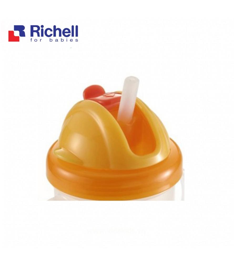 CỐC ỐNG HÚT MUGTRE RICHELL VÀNG RC41640