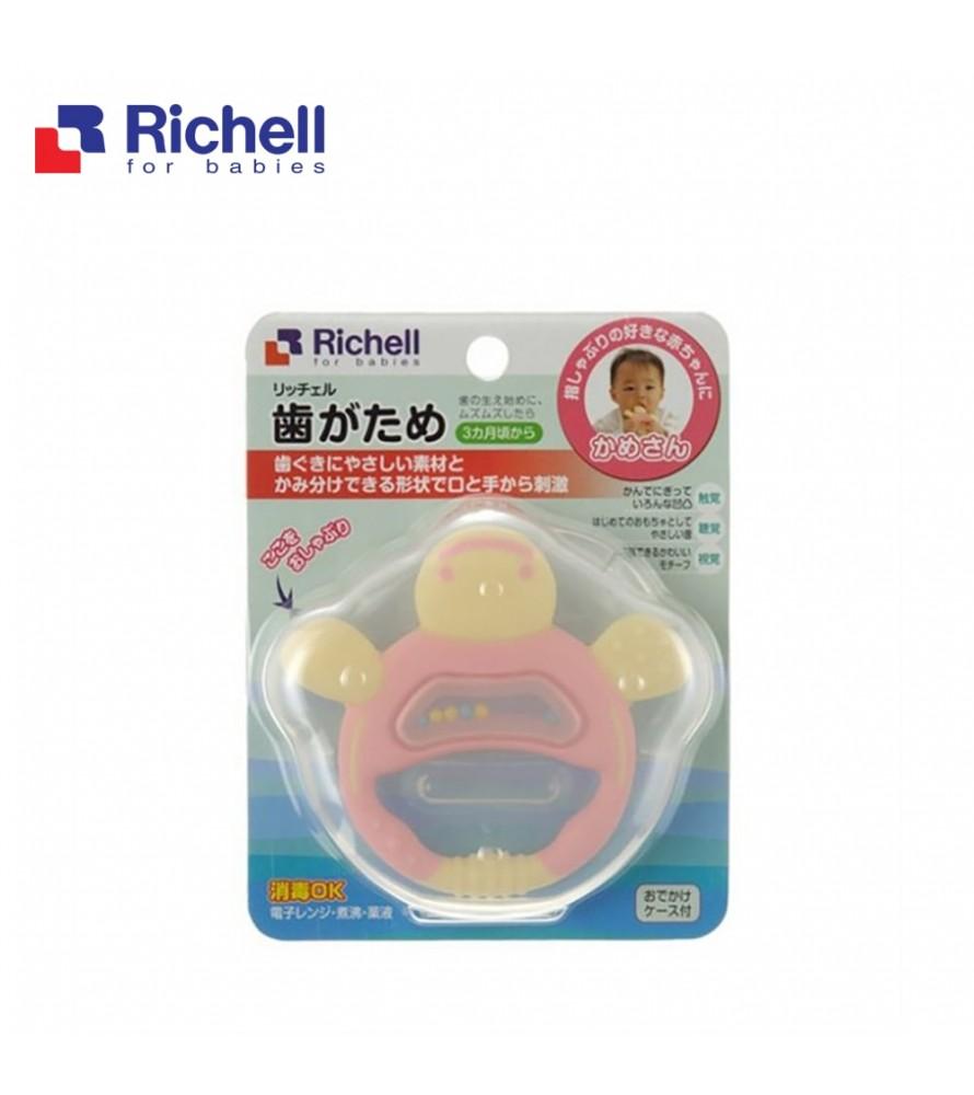 XÚC XẮC GẶM NƯỚU TRÒN RICHELL HỒNG RC42328