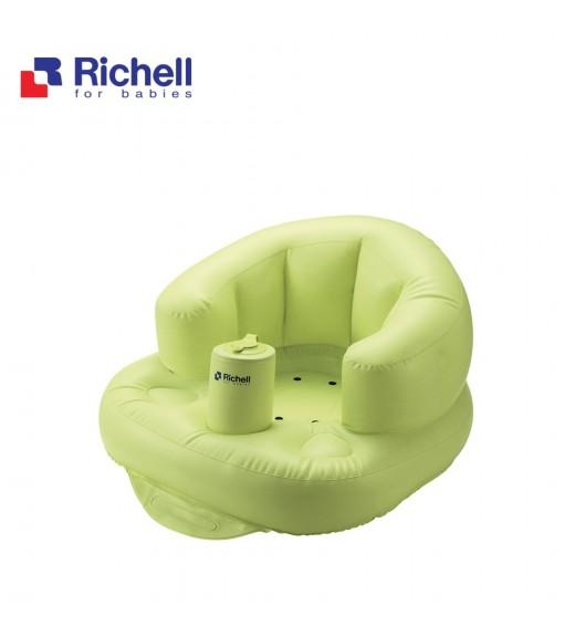 GHẾ HƠI RICHELL - XANH RC98010