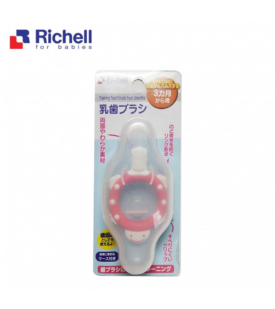 BÀN CHẢI BƯỚC 1 RICHELL RC93863