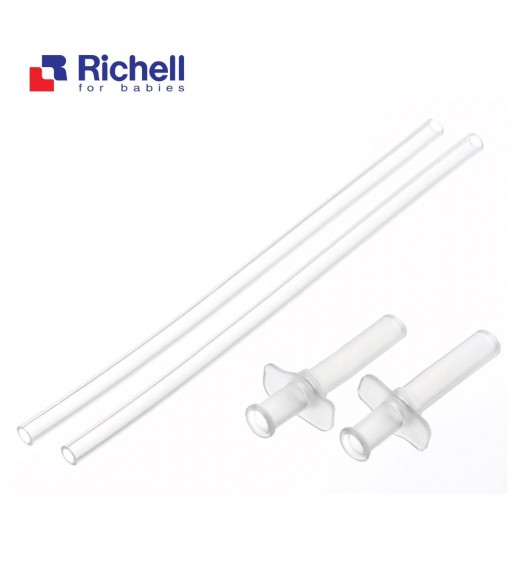 ỐNG HÚT CHO BÌNH PPSU RICHELL (2C) RC98402