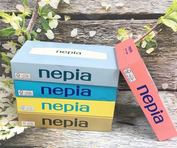 Set 5 hộp giấy ăn Nhật Bản Nepia