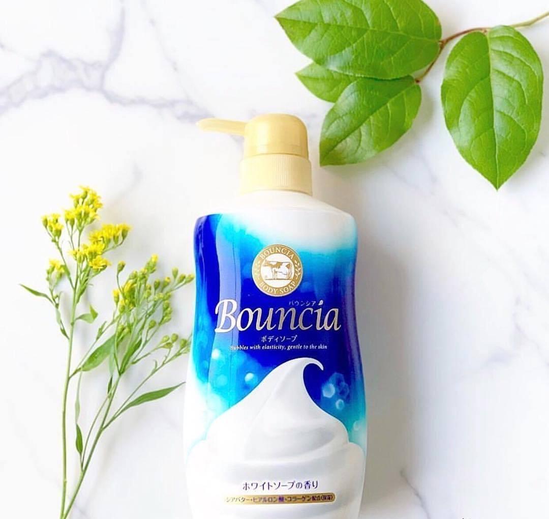 Sữa tắm dưỡng ẩm Bouncia 550ml