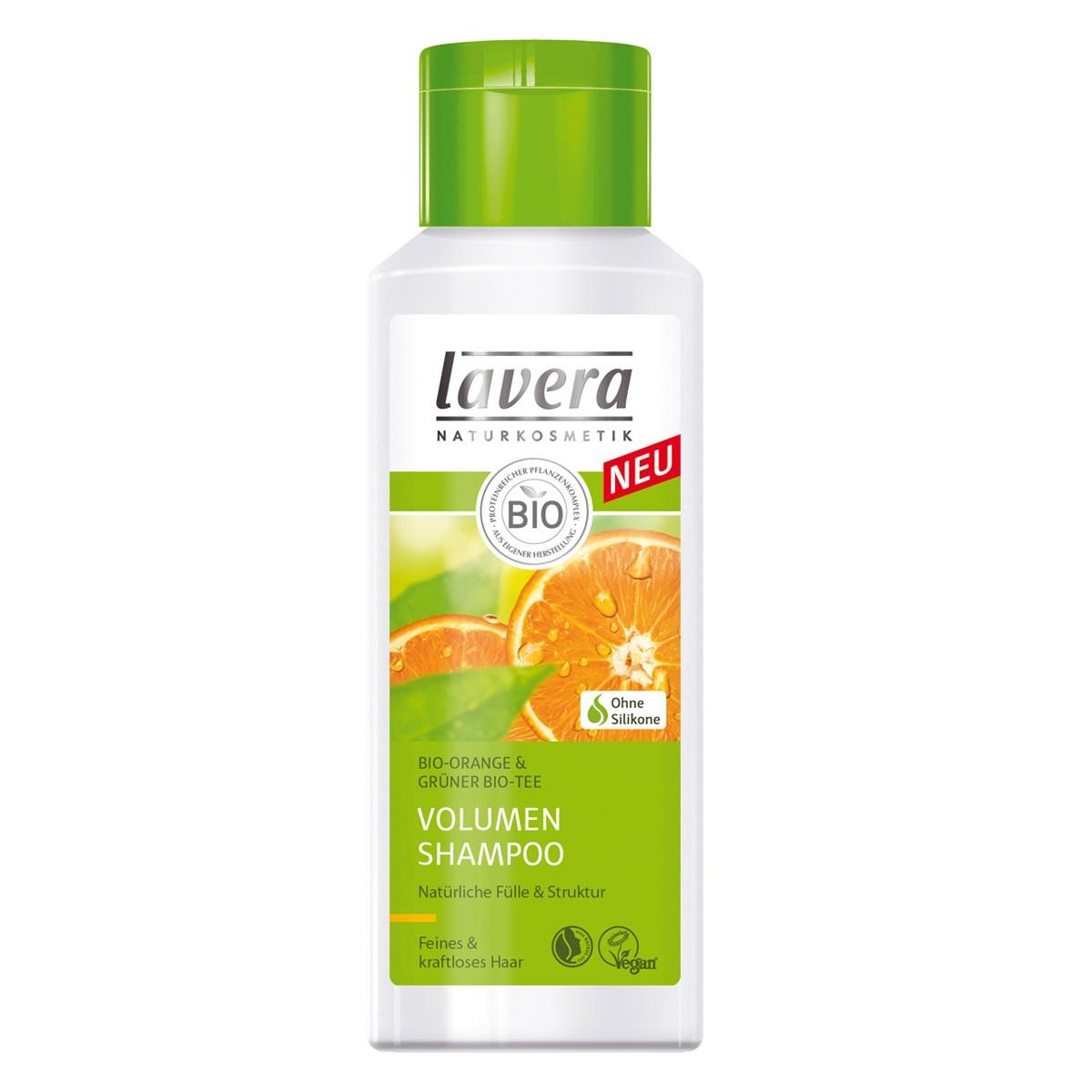 Dầu gội đầu cam Lavera (200ml)