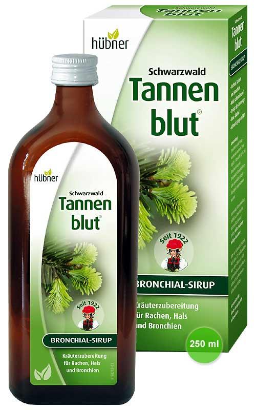 Thuốc ho Tanner Blut (250ml)