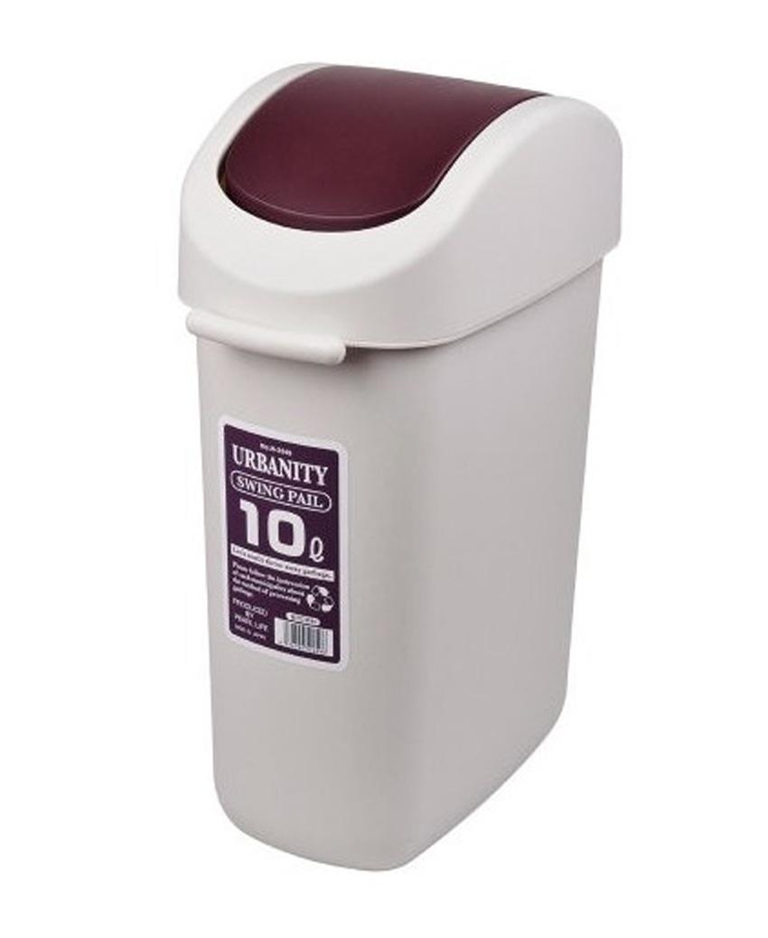 Thùng đựng rác 10L nắp xoay
