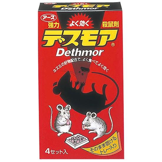 Thuốc diệt chuột DETHMOR