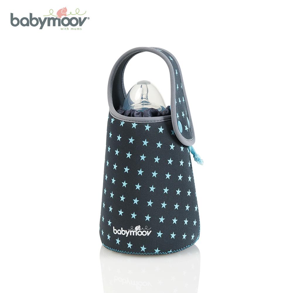 Túi hâm nóng bình sữa  không dùng điện Babymoov Travel bottle warmer