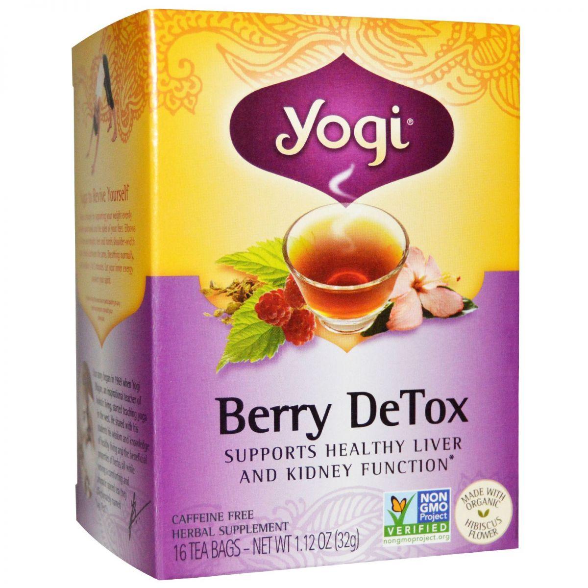 Trà Detox Yogi