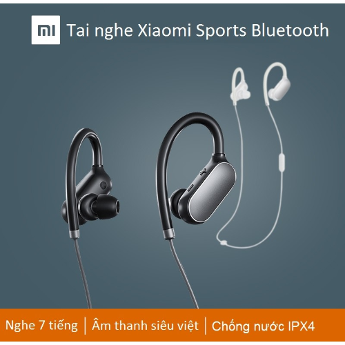 Tai nghe Xiaomi Sports Bluetooth