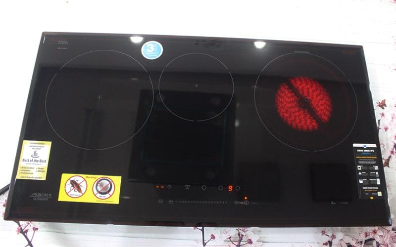 Xua tan cái nóng, bếp điện từ Munchen GM 5860 giảm thêm 1 triệu đồng