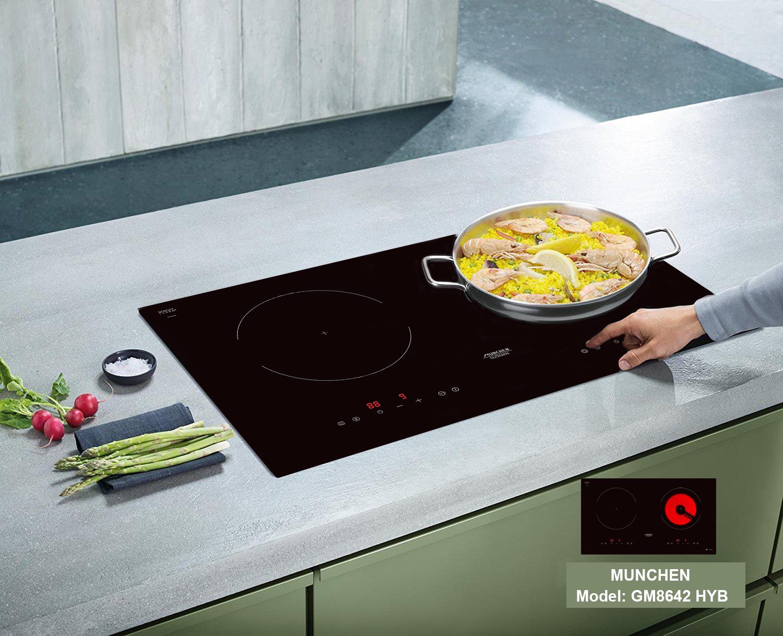 Bếp điện từ munchen gm 8642hyb