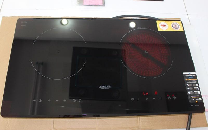 Hình ảnh thực bếp điện từ Munchen GM 8642 HYB