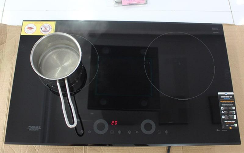 Bếp từ Munchen G60 Bk phân khúc giá rẻ