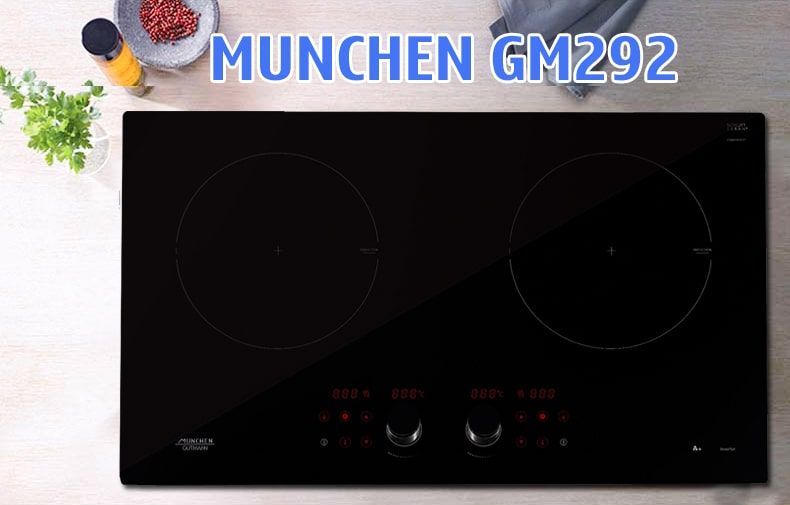 Bếp từ Munchen GM 292 tầm trung