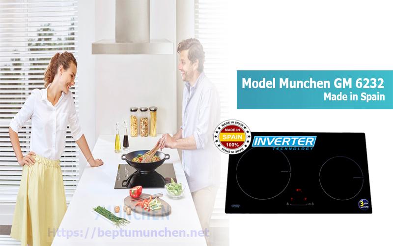 bếp từ munchen gm6232