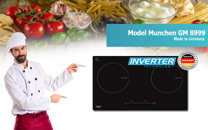 Bếp từ munchen GM 8999 cao cấp