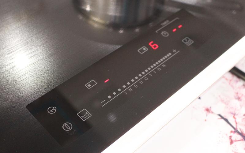 Bếp từ Munchen GM6628S điều khiển