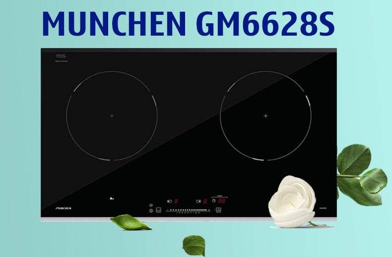 Thiết kế bếp từ munchen GM6628S