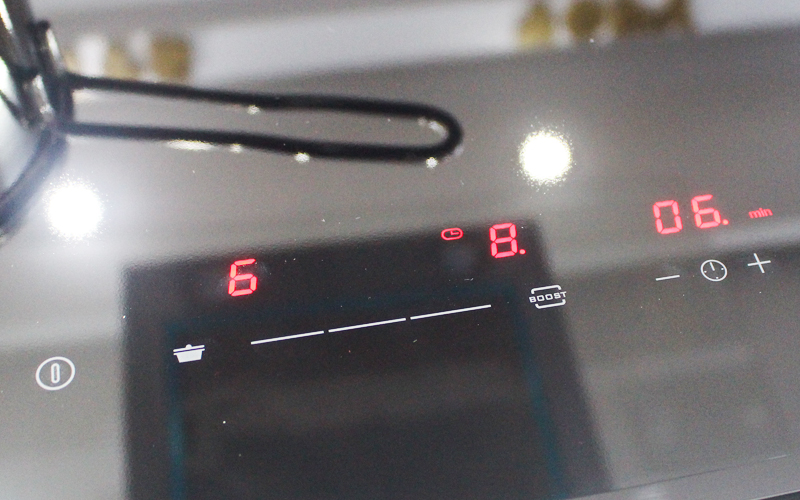 Bếp từ Munchen GM 8585 chính thức xếp kệ