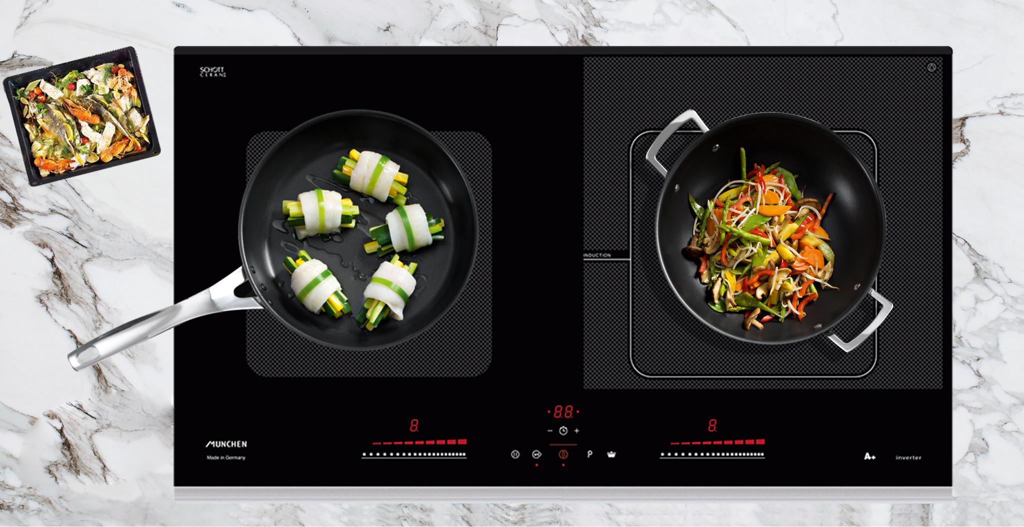 Nên mua bếp từ hãng nào tốt nhất hiện nay năm 2020-2021