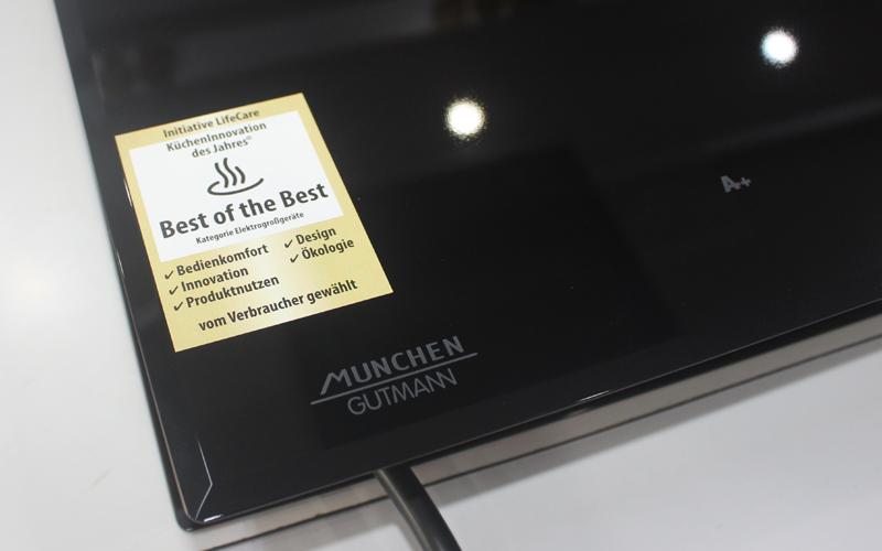 Các tính chức năng cao cấp của bếp từ Munchen GM 8585