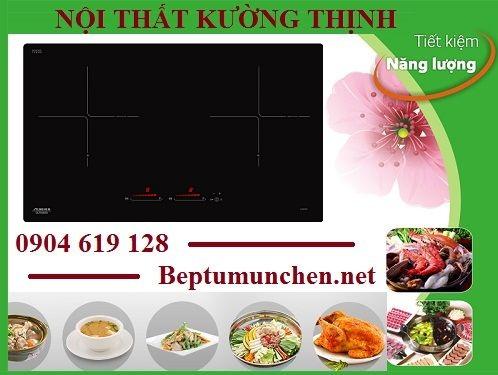 Bếp từ Munchen GM 8999 sử dụng có tốn điện không