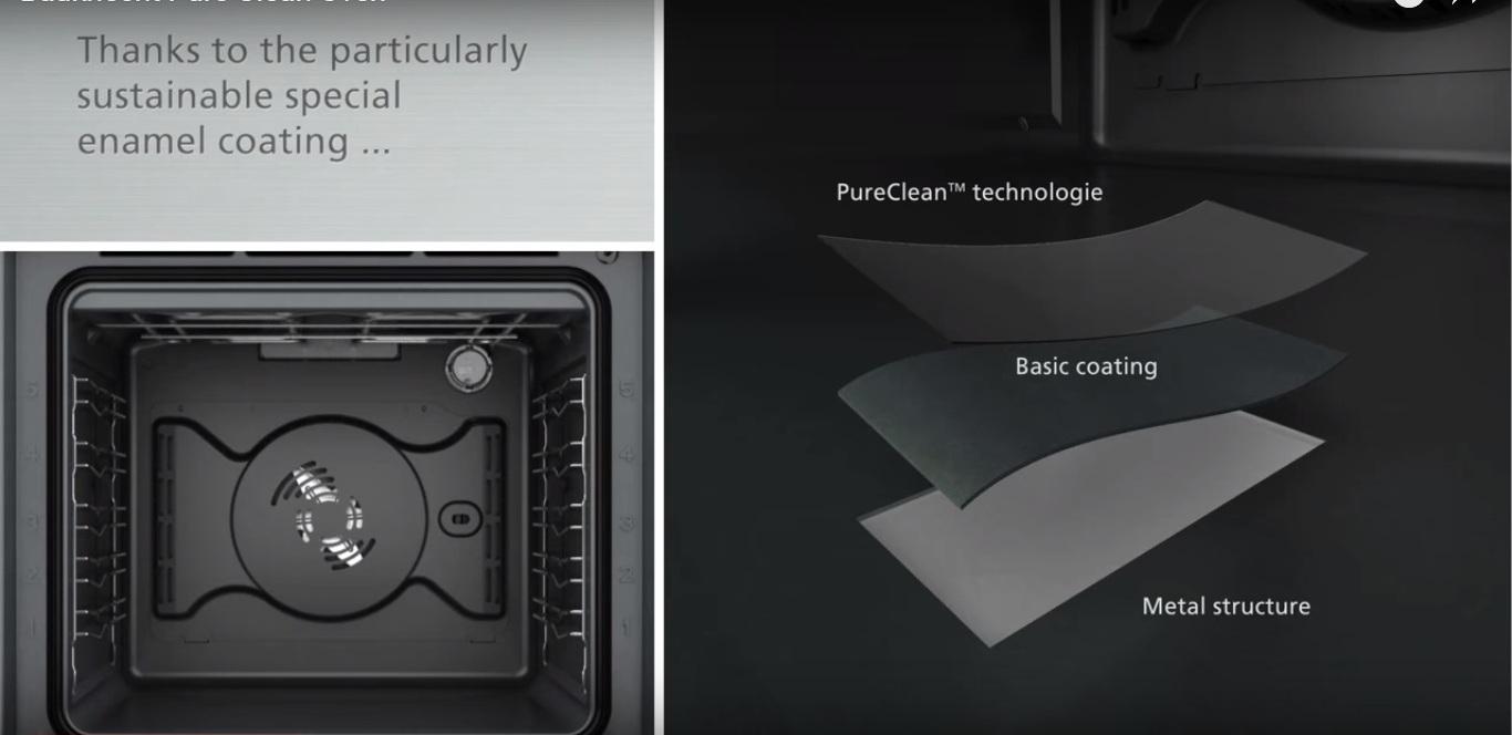 Công nghệlàm sạch Pureclean