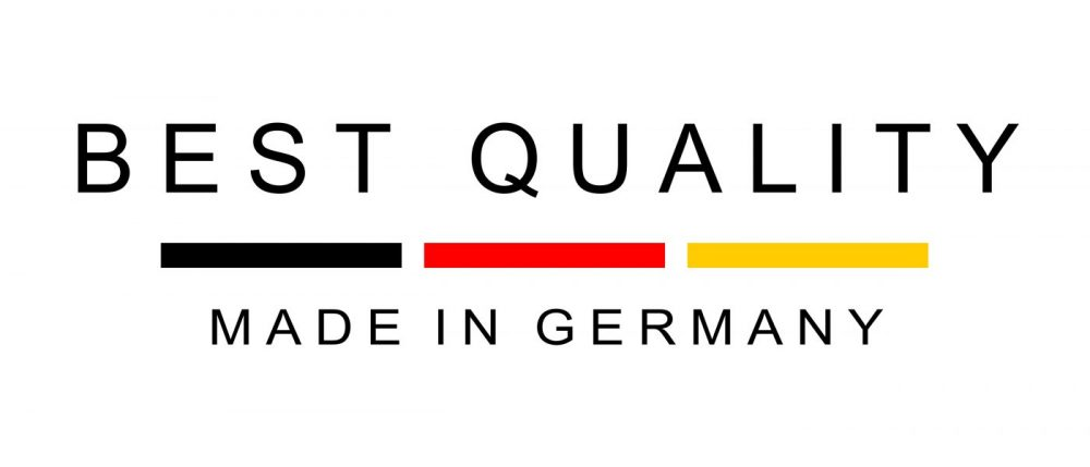 Made in germany quality