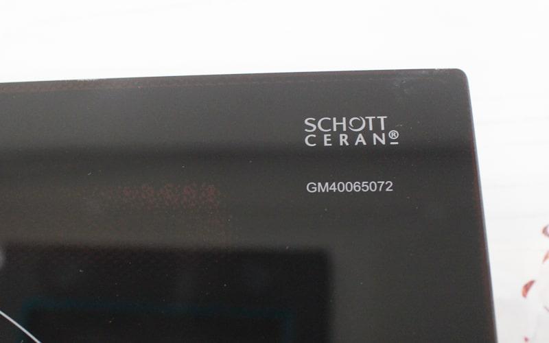 Mặt kính schott ceran bếp từ Munchen GM292