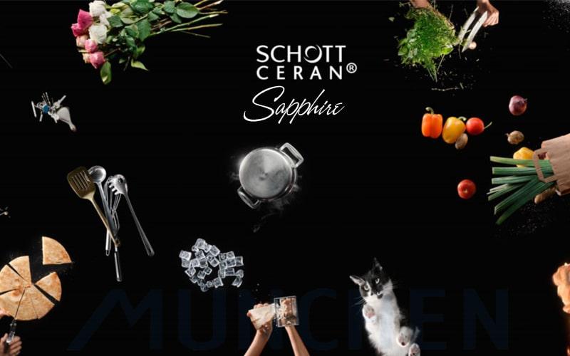 Mặt kính schott ceran bếp từ munchen gm 2285
