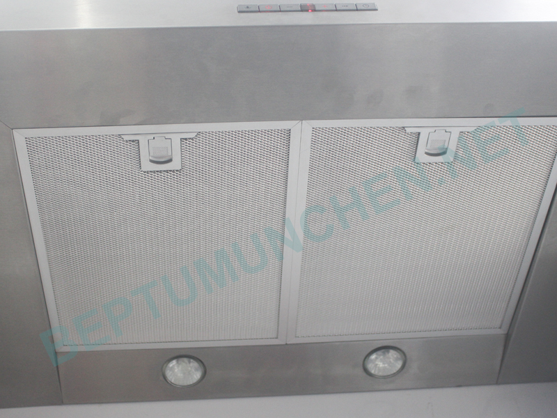 Bề mặt hút của máy hút mùi Munchen AMC 9855