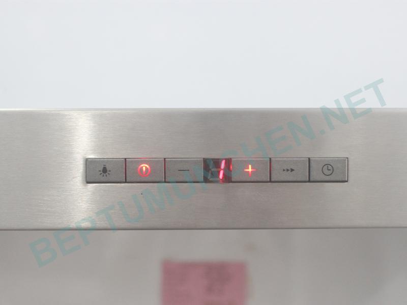 điều khiển máy hút mùi munchen amc 9855