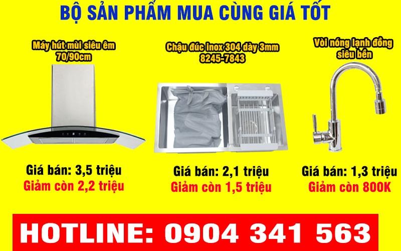 Bộ sản phẩm cùng giá bếp từ Munchen M568I