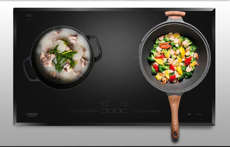 Thiết kế của bếp từ Munchen GM2022
