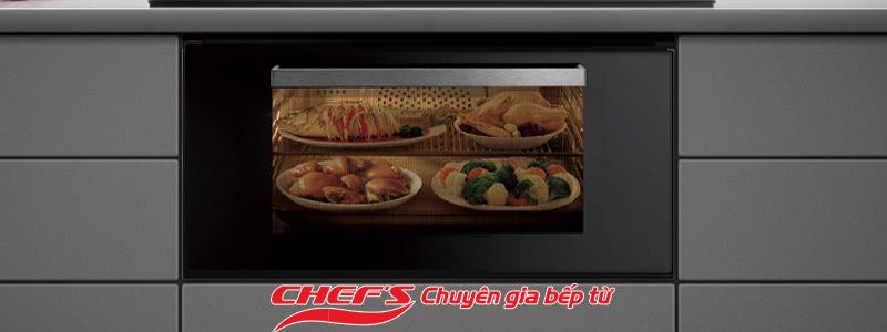 Lò vi sóng Chefs   Beptuchefs.net