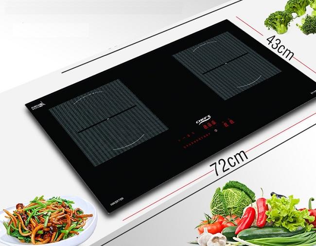 Một số điều cần quan tâm khi bảo hành bếp từ Chefs EH DIH666