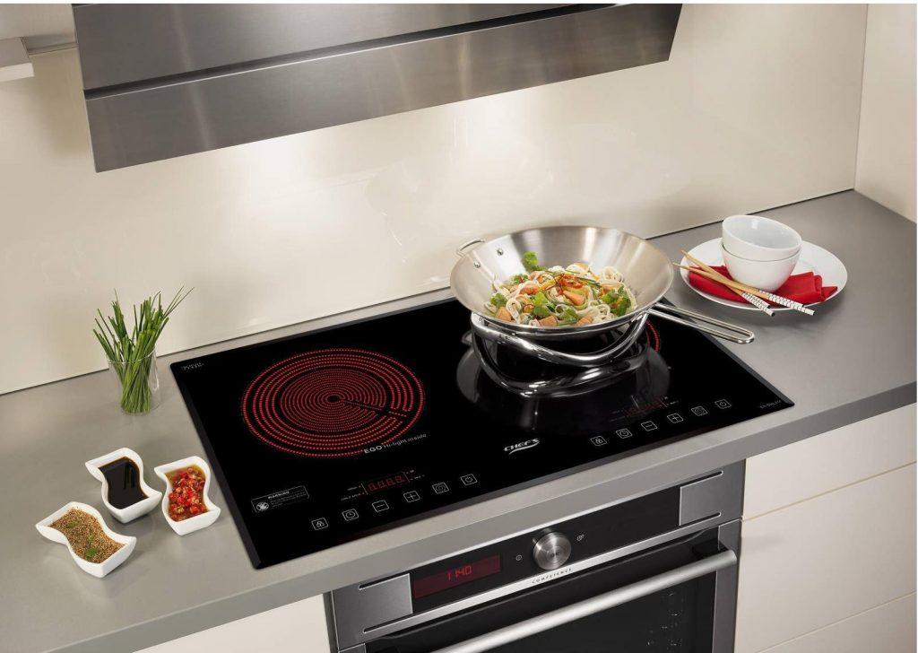 Nếu sử dụng bếp hồng ngoại thì chọn mẫu nào của Chefs?